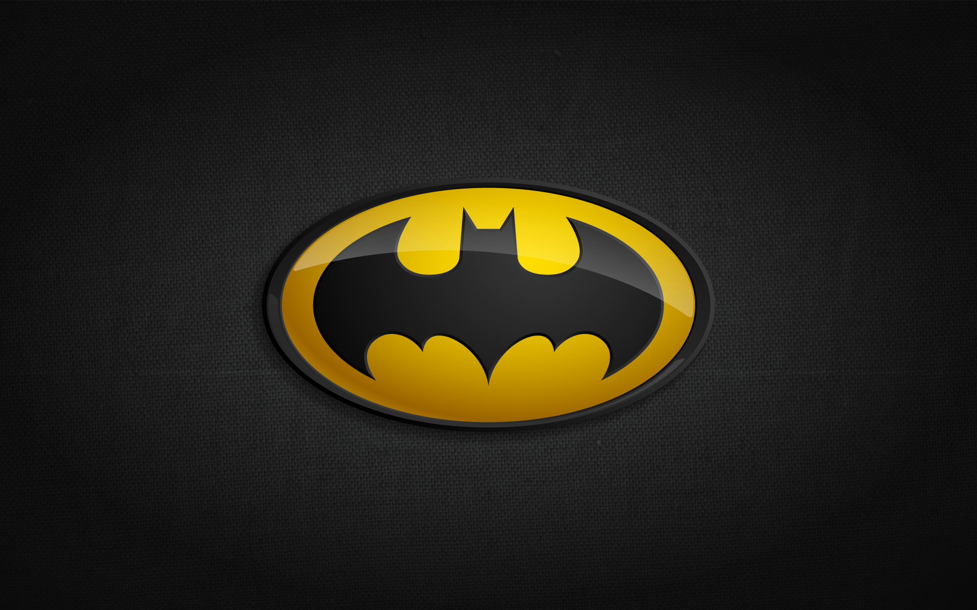 Batman Logo 3D Android Wallpaper