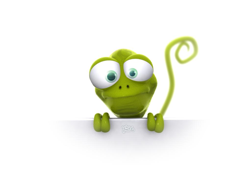 Funny Frog Android Wallpaper