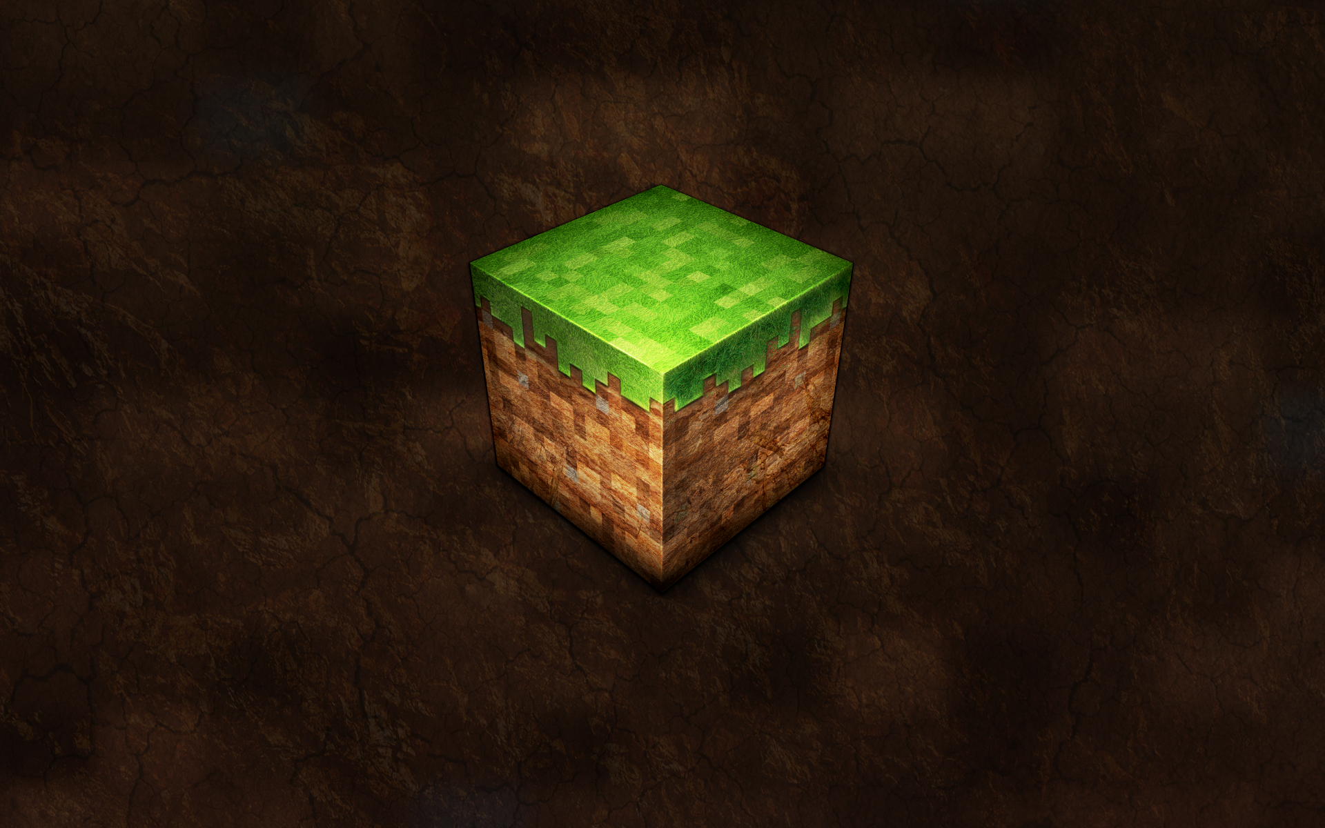Great Wallpaper Minecraft Square - minecraft-earth-cube  Pictures_481488.png