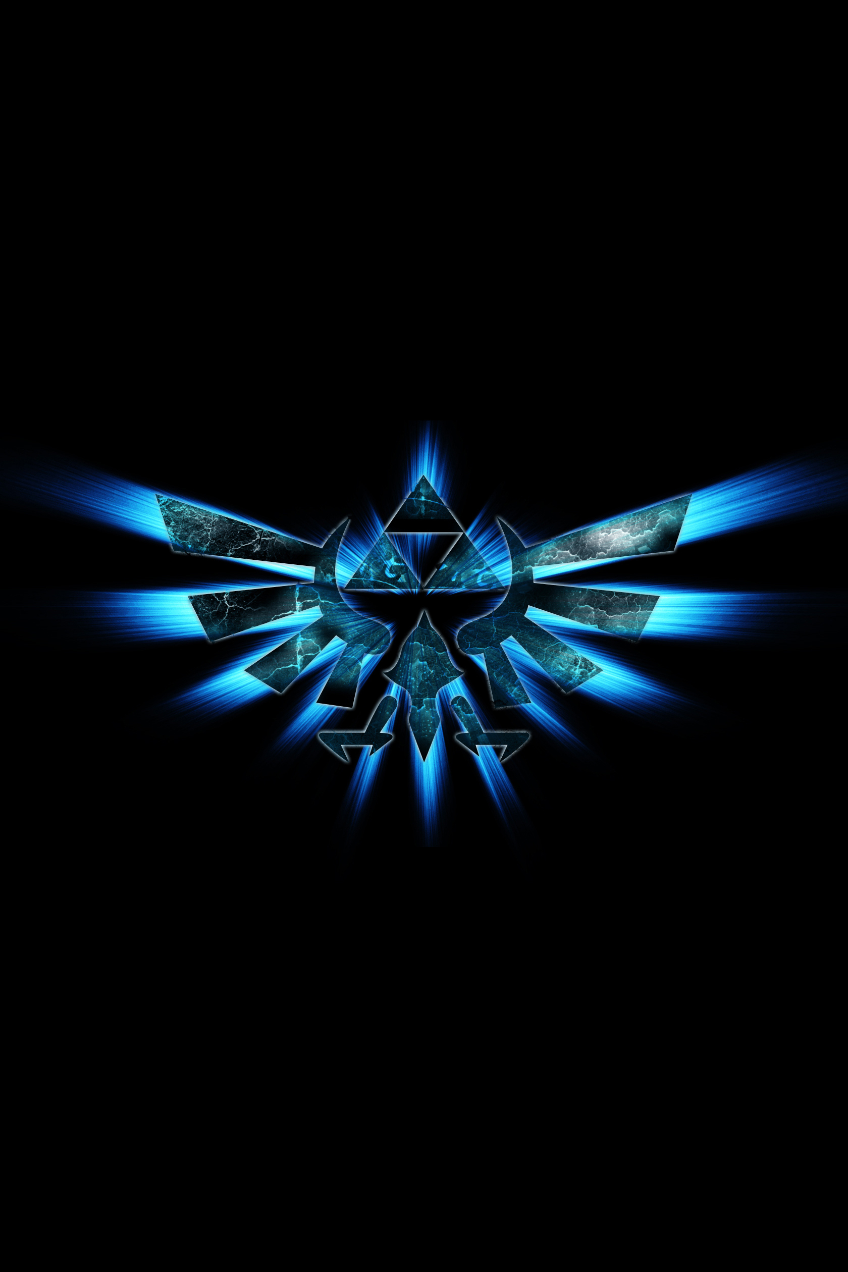Zelda Symbol 1 Android Wallpaper
